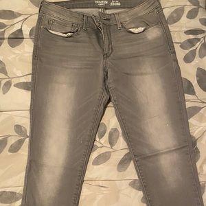 Light gray jeans